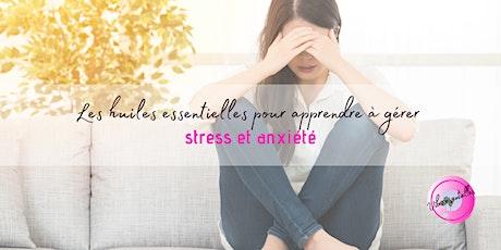 Les huiles essentielles pour gérer stress et émotions billets