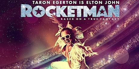Drive in bioscoop - Rocketman tickets