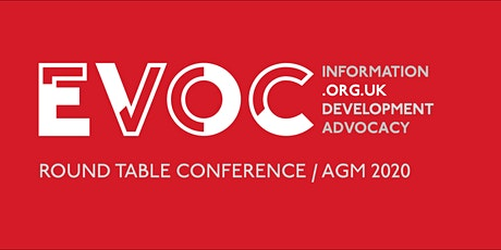 EVOC ROUND TABLE CONFERENCE / AGM tickets