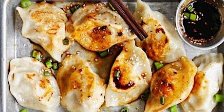 In-Person Class: Asian Dumplings (NYC) tickets