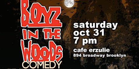 Boyz in the Woods Comedy tickets