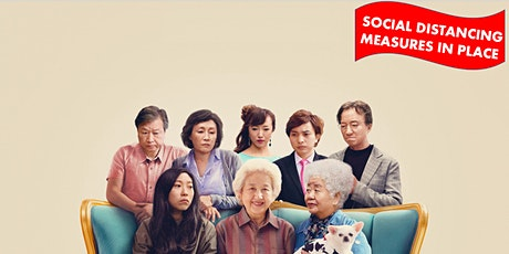 "Film Screening: ""The Farewell"" With 2-Course Dinner At The India Club tickets"