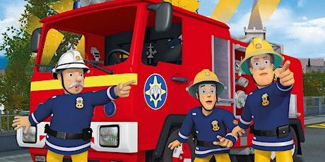 Drive in bioscoop - Brandweerman Sam Staat Paraat tickets