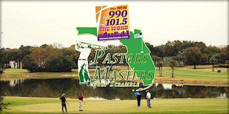 2021 Pastors Master Golf Scramble tickets