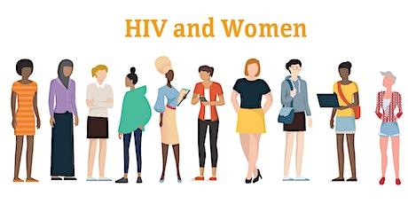 Webinar Wednesday - Women and HIV tickets