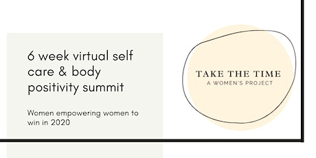 Take The Time Project | Stretch, Flow, and Feel Good tickets
