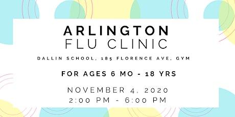 Arlington Flu Clinic tickets