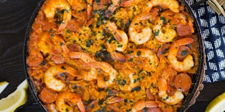 In-Person Class: Spanish Paella (NYC) tickets