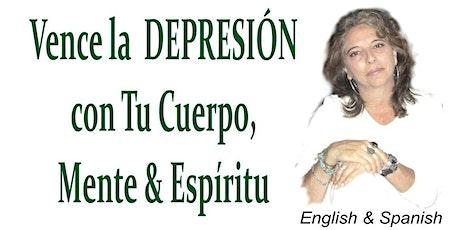 Programa InTune  / para vencer la depresión con cuerpo, mente y espíritu entradas