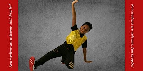 Free Hip Hop Dance Class tickets