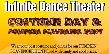 Costume Day and Pumpkin Scavenger Hunt tickets