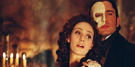 Drive in bioscoop - The Phantom of the Opera tickets