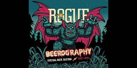Rogue Beerogpraphy - Virtual Beer Tasting tickets