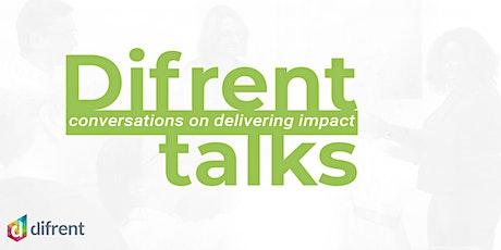 Difrent Talks: Building high-performing digital delivery teams tickets