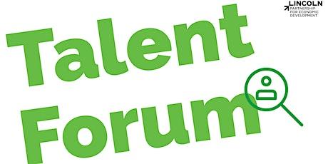 December Talent Forum tickets