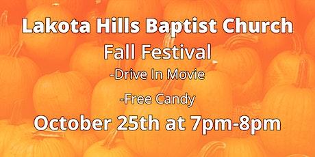 Lakota Hills Baptist Church Fall Festival tickets