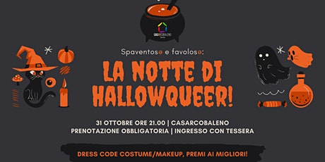 LA NOTTE DI HALLOWQUEER tickets