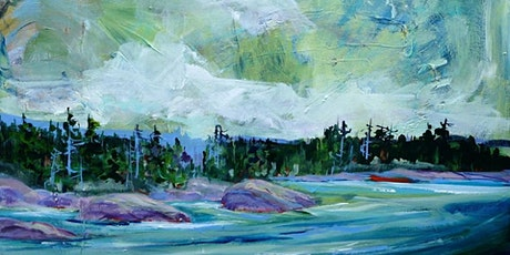 Expressive Painting with Sharon MacKinnon tickets
