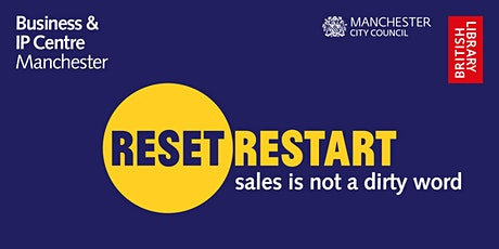 Reset.Restart: Marketing #4 Sales Is Not A Dirty Word tickets