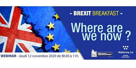 Webinar - Brexit Breakfast billets