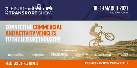 Leisure Transport Show tickets