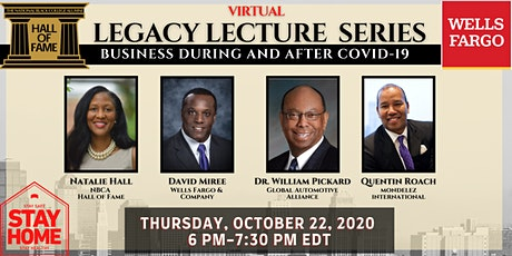 Legacy Lecture Series tickets