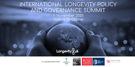 International Longevity Policy and  Governance Summit tickets