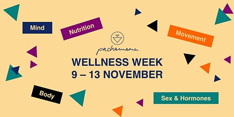 Pachamama Virtual Wellness Week: Body tickets