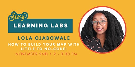 Learning Labs with Lola Ojabowale tickets