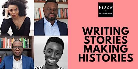 Black: The Literary Salon tickets