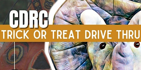 CDRC Trick or Treat Drive Thru tickets