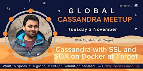 Global Cassandra Meetup! tickets