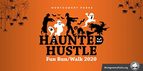 Montgomery Parks  Haunted Hustle Fun Run/Walk tickets