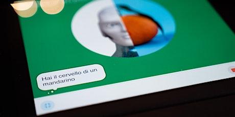 Come sviluppare un uso critico della lingua nella didattica dell'italiano biglietti