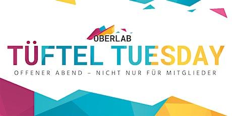 Tüftel Tuesday Tickets