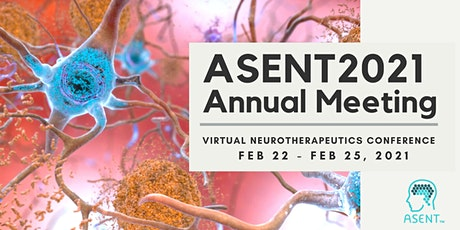 ASENT2021 Annual Meeting tickets