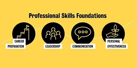 Professional Skills Foundations: Introductory Workshop tickets