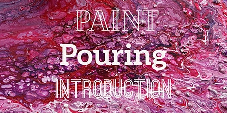Paint pouring introduction  - Bracknell tickets
