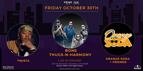 Bone Thugs-N-Harmony with Twista @ Westland Mall Drive-In tickets