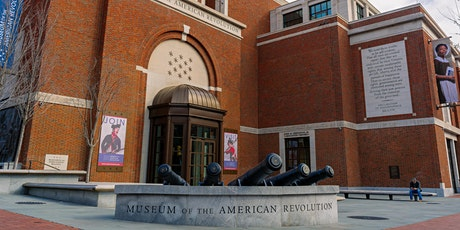 American Heritage Virtual Tour Series of the Museum of American Revolution tickets
