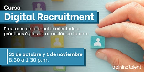 Digital Recruitment entradas