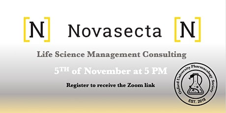 Novasecta - Life Science Management Consulting tickets