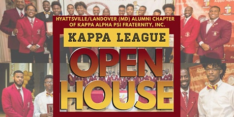 2020 HL Kappa League Open House tickets