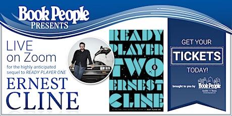 ernest cline ready player 2 tickets thu dec 3 2020 at 7 00 pm eventbrite eventbrite