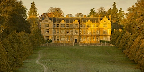 Timed entry to Montacute House and garden  (26 Oct - 1 Nov) tickets