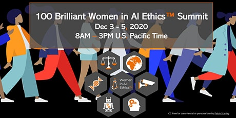 100 Brilliant Women in AI™ Summit -2020 tickets