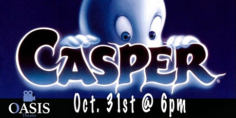 Casper (1995) tickets