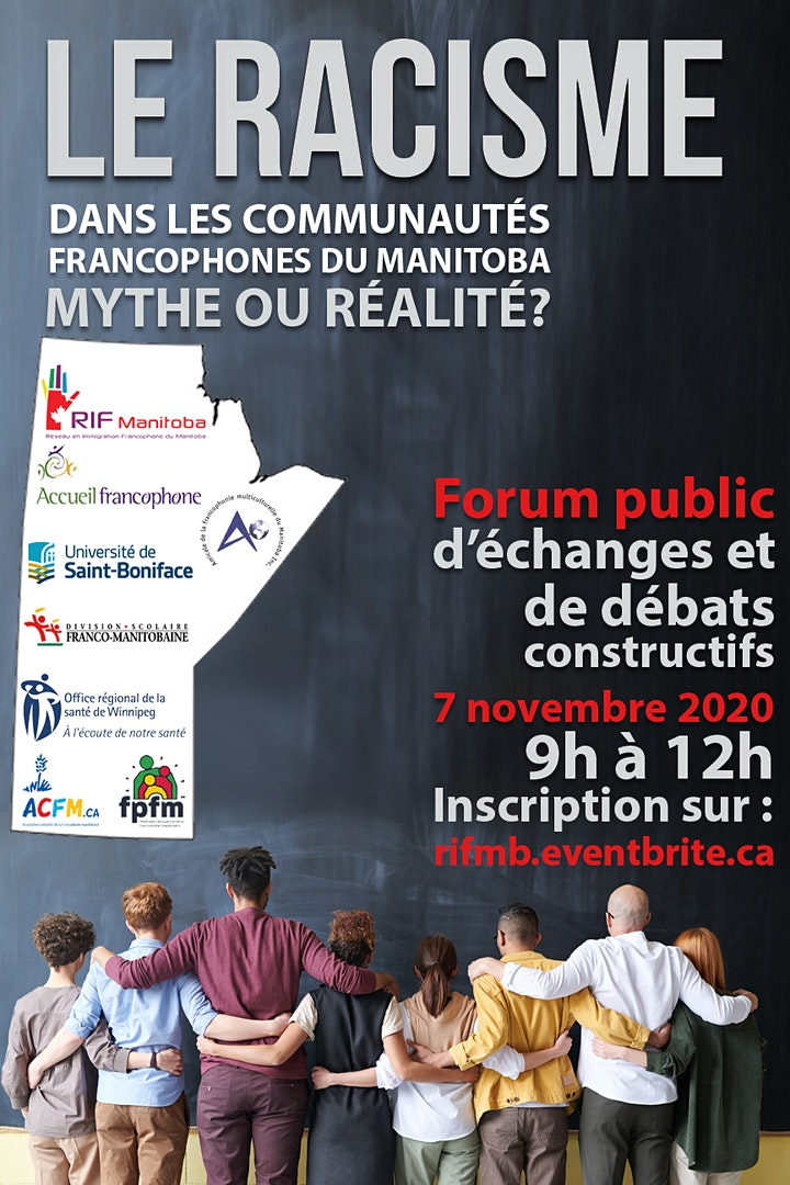 Le racisme dans les communautés francophones du Manitoba; Mythe ou réalité? image