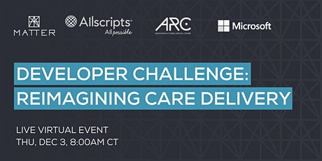 Developer Challenge: Reimagining Care Delivery tickets