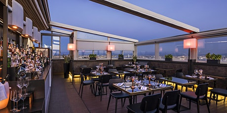 Sabato 24 Ottobre Dinner Experience @Rooftop Terrazza Cielo Roma biglietti